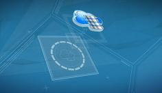 پروژه افترافکت نمایش لوگو شرکت فروش هاست و سرور