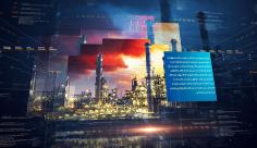 پروژه افترافکت نمایش اسلایدشو صنعتی