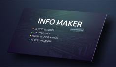 پروژه افترافکت اینفوگرافیک مدرن شرکت