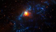 بک گراند ویدیویی کهکشان