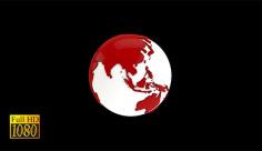 بک گراند ویدیویی کره زمین