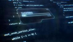 بک گراند ویدیویی کد های کامپیوتر