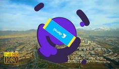 پروژه افترافکت نمایش لوگو