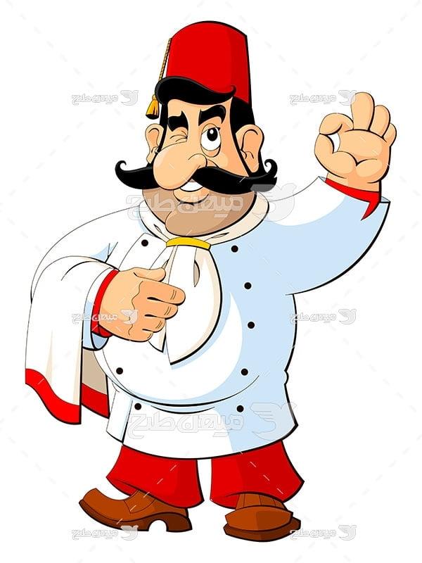 وکتور آشپز مراکشی