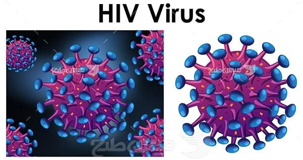وکتور ویروس ایدز
