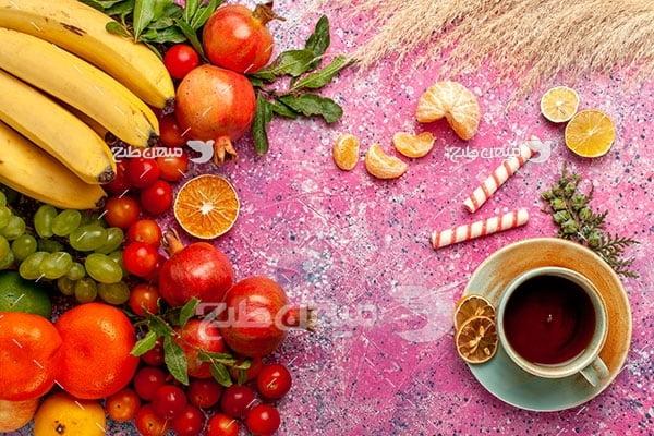 عکس انواع میوه