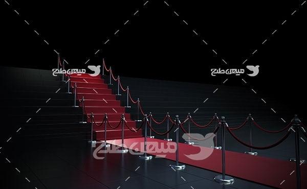 عکس فرش قرمز سینما