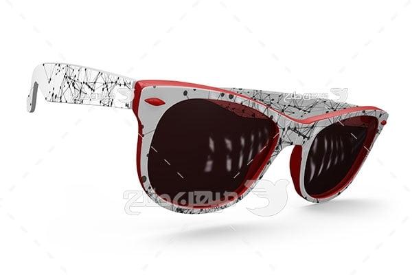 موکاپ عینک