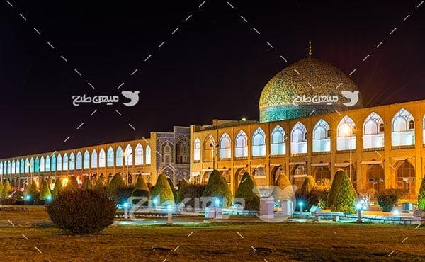 عکس مسجد شیخ لطف الله اصفهان
