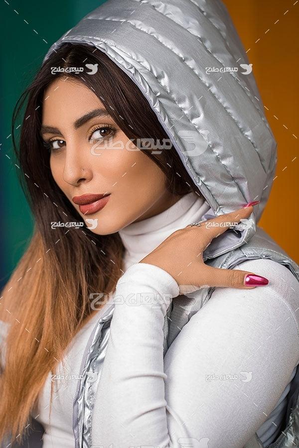 عکس زن ایرانی