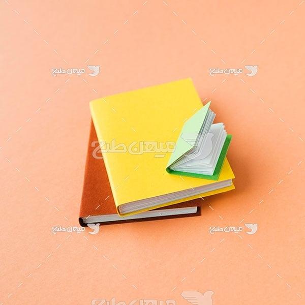عکس دفترچه یادداشت