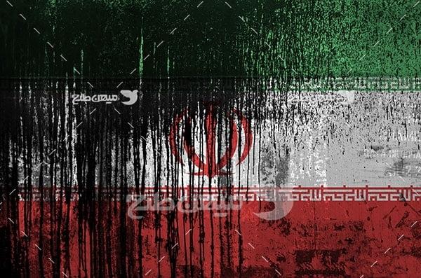 عکس پرچم ملی ایران