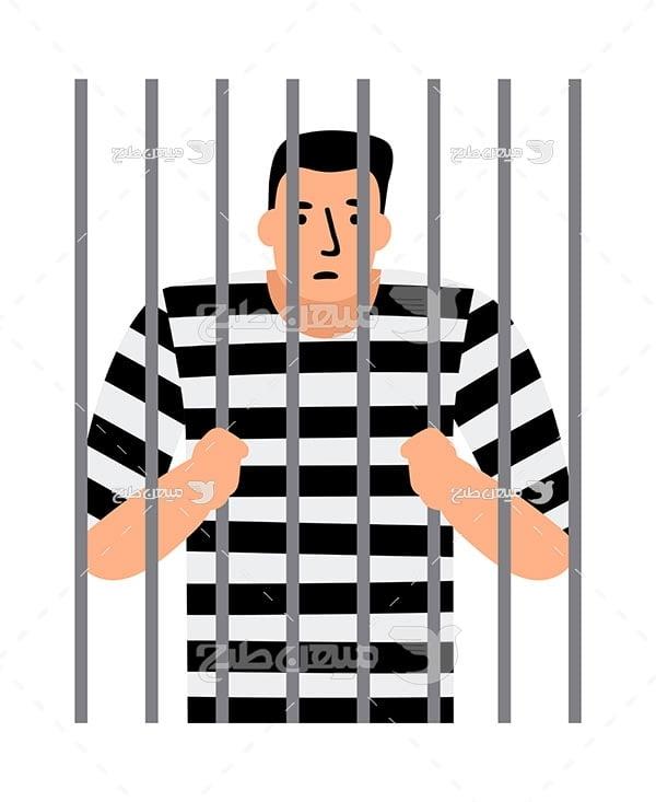 وکتور میله زندان