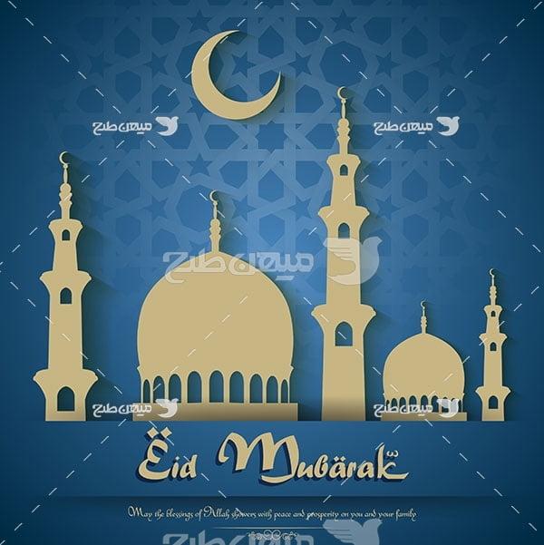 وکتور رمضان مبارک