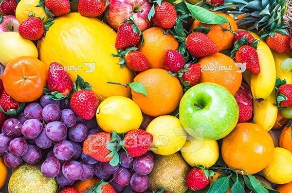 عکس میوه های خوشمزه