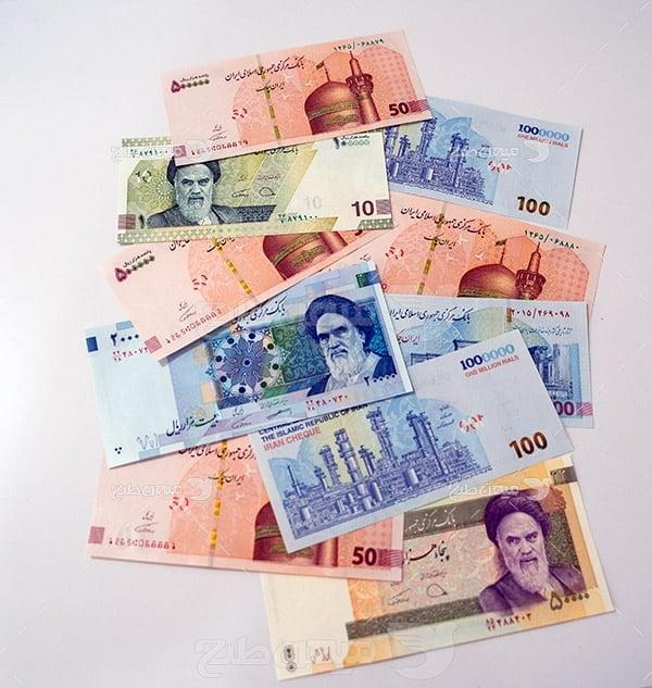 عکس پول ایران
