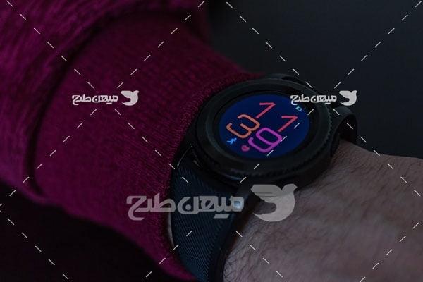 عکس ساعت مچی دیجیتالی