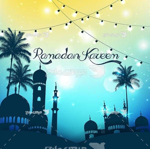 وکتور رمضان الکریم