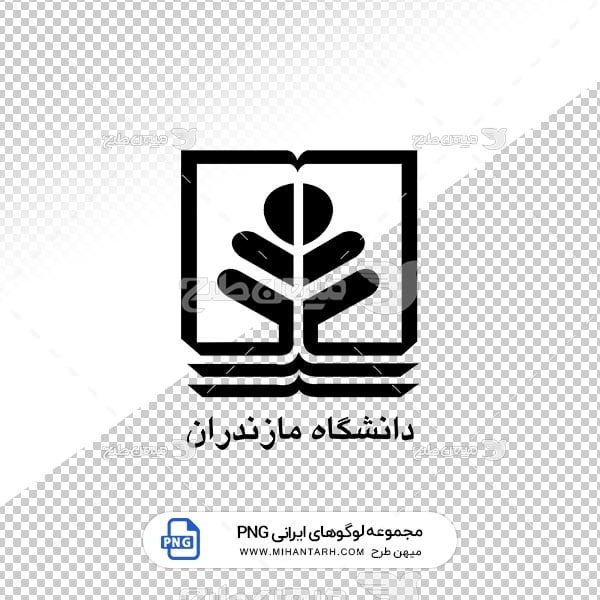 آیکن و لوگو دانشگاه مازندران