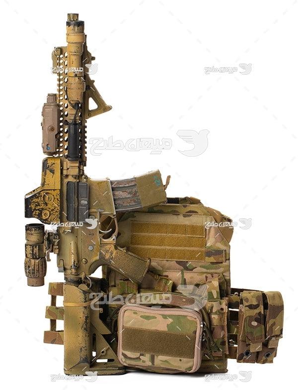 عکس تجهیزات نظامی