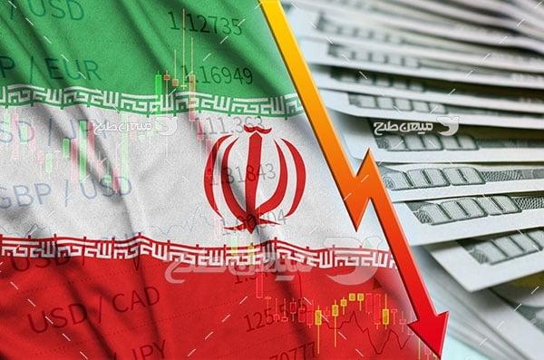 عکس ارزش پول کشور ایران