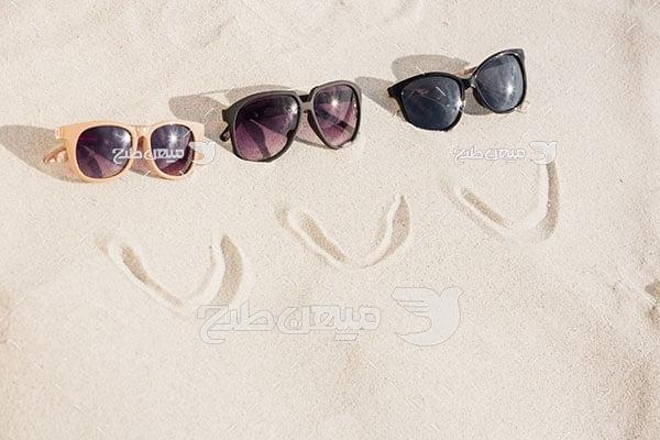 عکس انواع عینک آفتابی