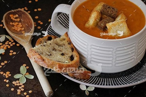 عکس سوپ