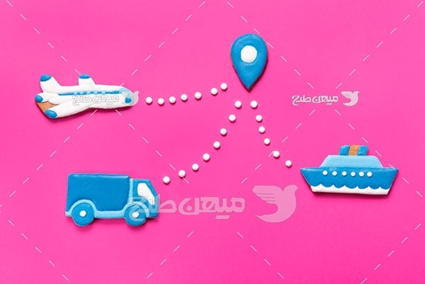 عکس انواع حمل و نقل