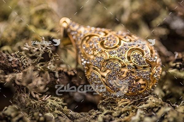 عکس گوشواره طلا