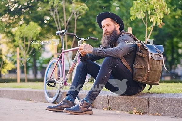 عکس دوچرخه