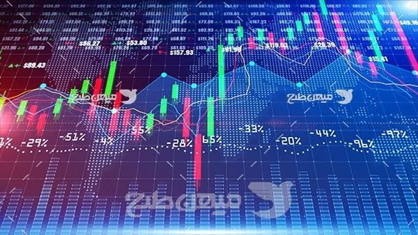 عکس نمودار سهام