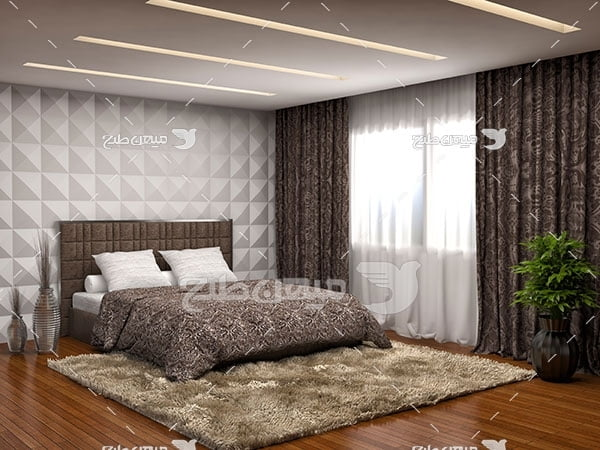 عکس دکوراسیون اتاق خواب