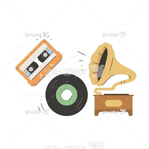 وکتور موسیقی کلاسیک