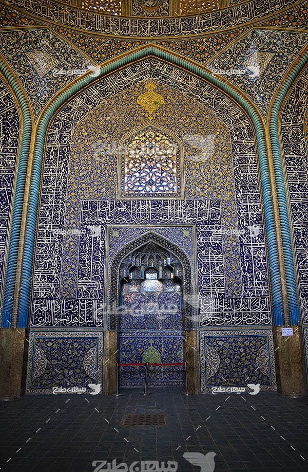 عکس مسجد  میدان نقش جهان اصفهان