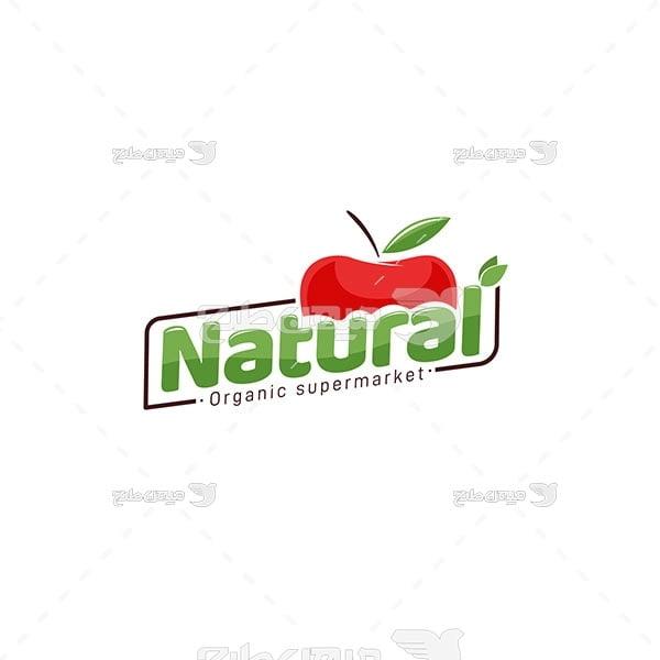 لوگو و آیکن میوه و سبزیجات