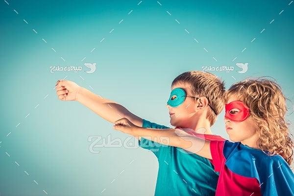 عکس تبلیغاتی بازی کودکانه