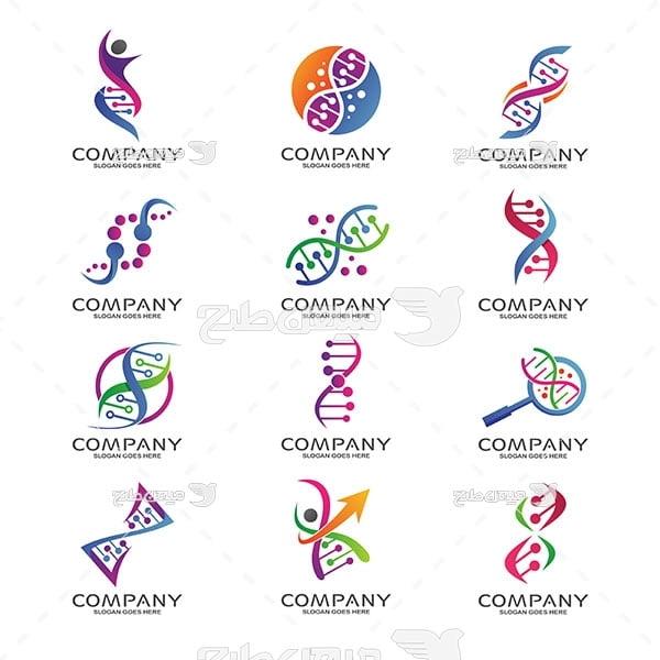 وکتور لوگوهای پزشکی