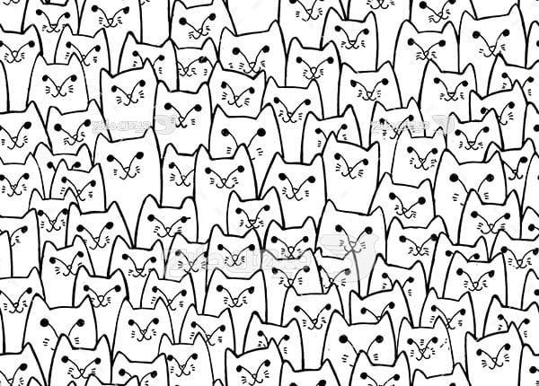 وکتور کاراکتربک گراند کاریکاتور گربه