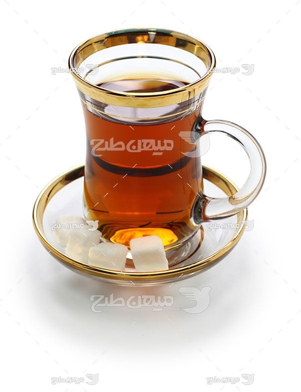 عکس چای ایرانی