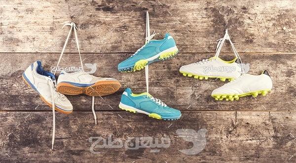 عکس کفش فوتبال