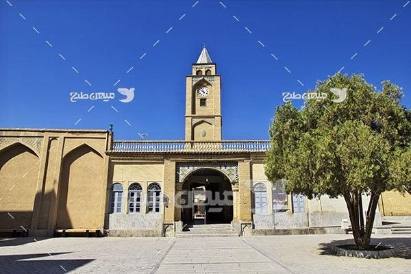 عکس کلیسای جامع ارمنی ونک اصفهان
