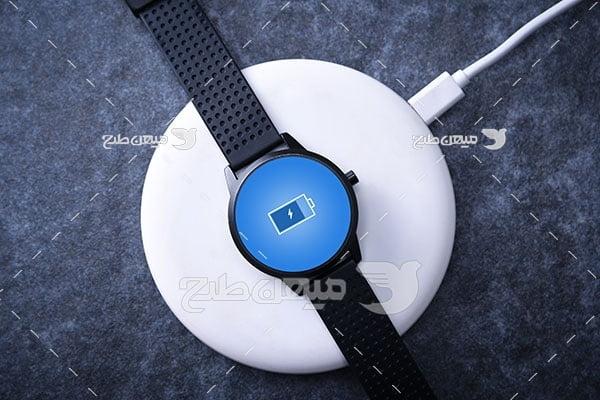 عکس ساعت هوشمند