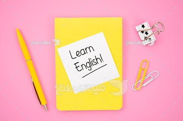 عکس تمرین زبان انگلیسی