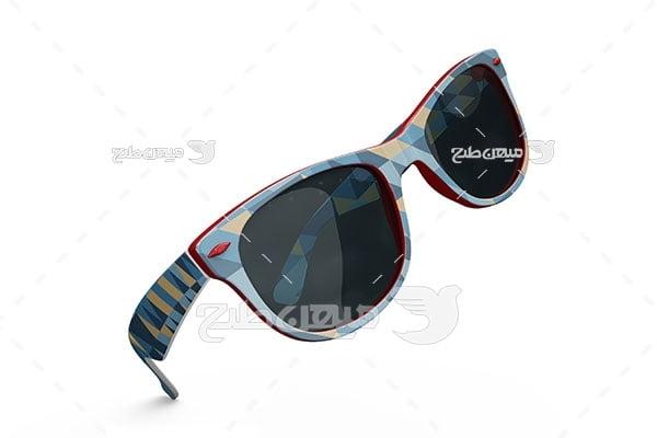 موکاپ عینک آفتابی
