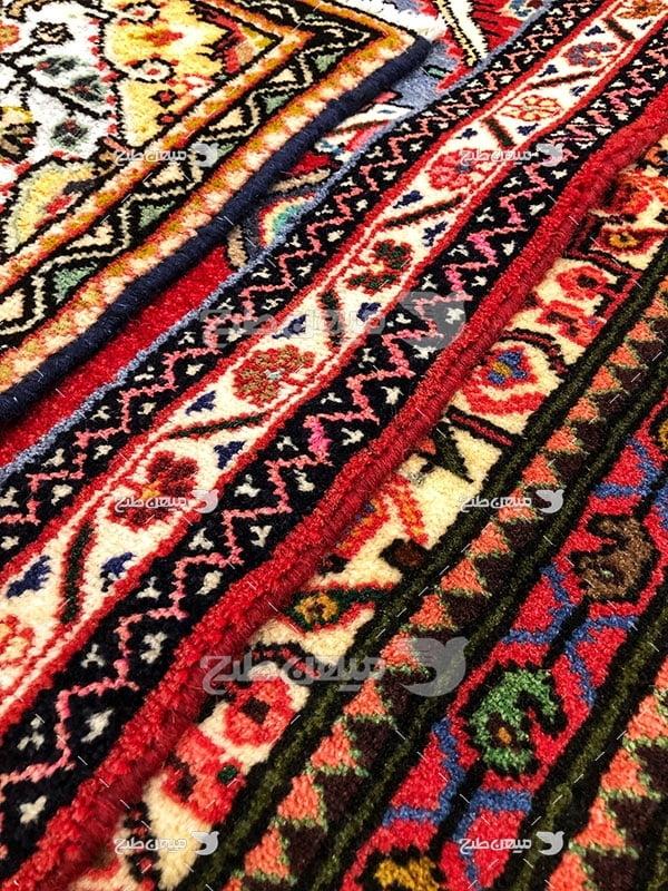 عکس گلیم فرش ایرانی