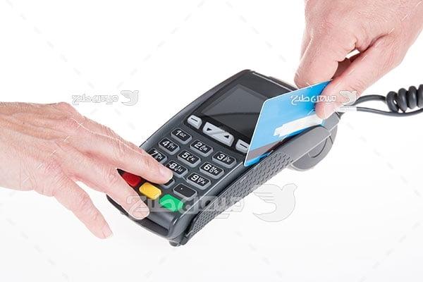 عکس کارت اعتباری