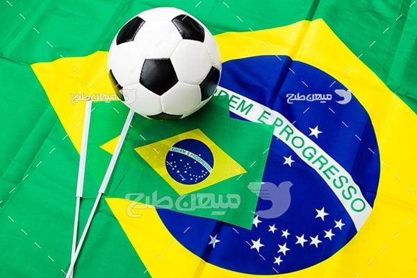 عکس فوتبال برزیل