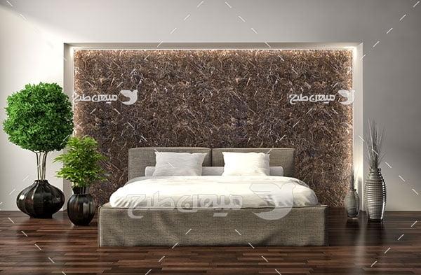 عکس طراحی خاص اتاق خواب