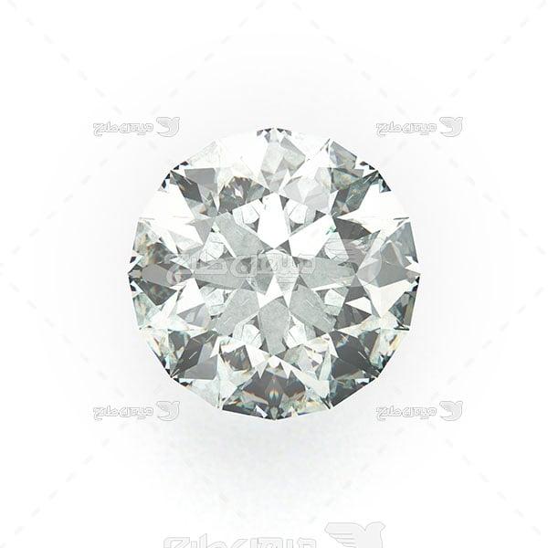 عکس تبلیغاتیسنگ الماس
