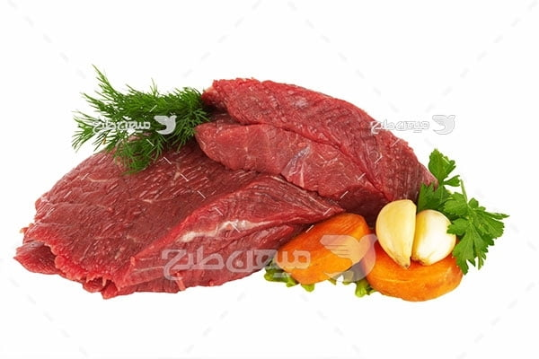 عکس گوشت قرمز فیله